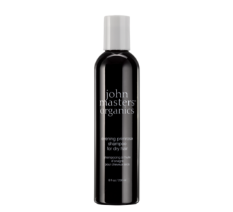 evening primrose shampoo for dry hair