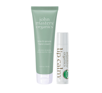 JMO- hand cream & lip calm