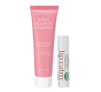 JMO- hand cream & lip calm-V
